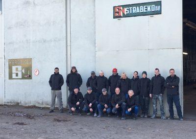 moffelen team Strabeko