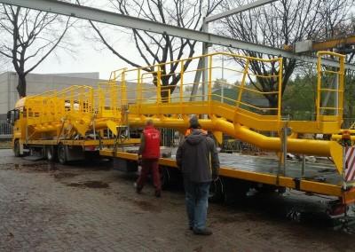 Constructie natlak geel